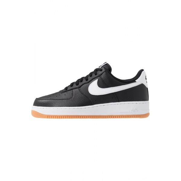Nike AIR FORCE 1 '07 - Sneakers laag black/white/wolf grey/medium brownNIKE202389