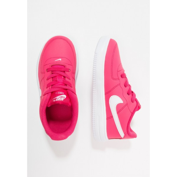 Nike FORCE 1 18 - Sneakers laag rush pink/whiteNIKE303309